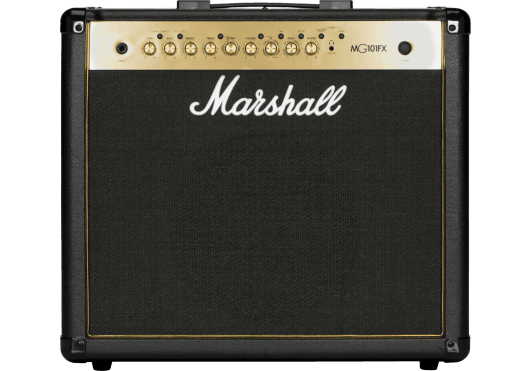 Marshall Amplis guitare MG101GFX
