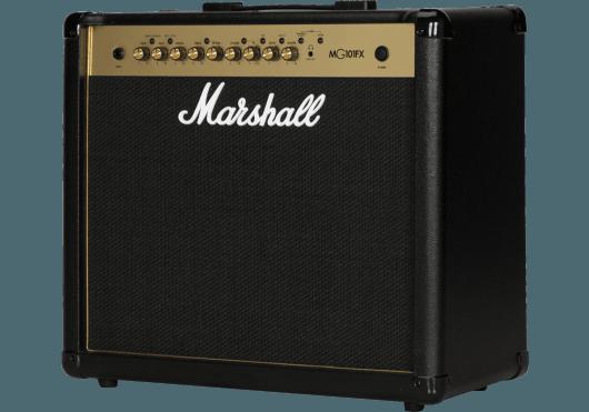 MARSHALL Amplis guitare MG101GFX