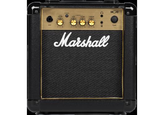 MARSHALL Amplis guitare MG10G