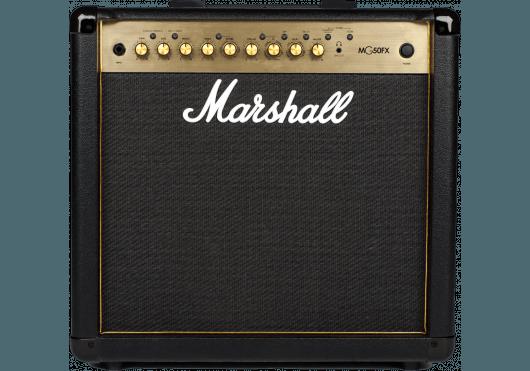 Marshall Amplis guitare MG50GFX