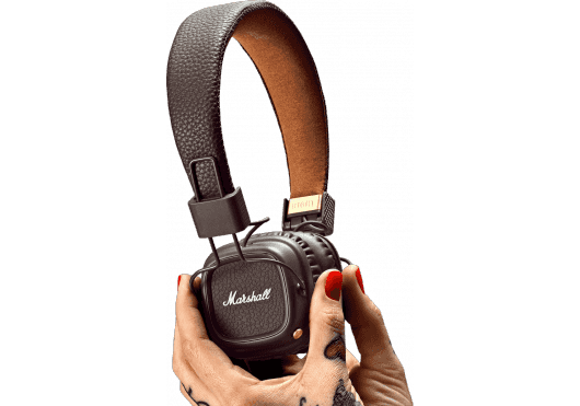Marshall Casques MAJORBLT-BRW
