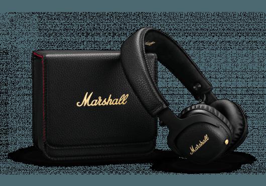 Marshall Casques MICANC-BK