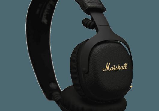 Marshall Casques MIDANC-BK