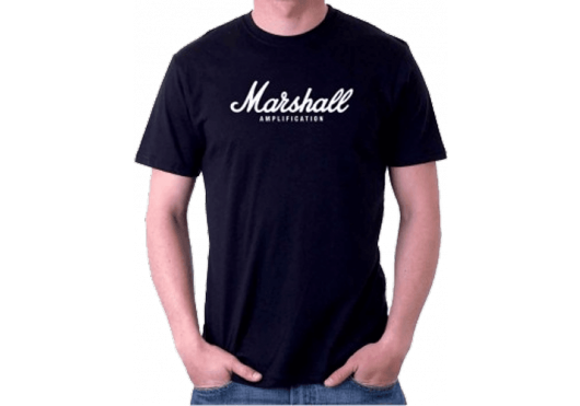 Marshall Merchandising  TSAMP-BK-M