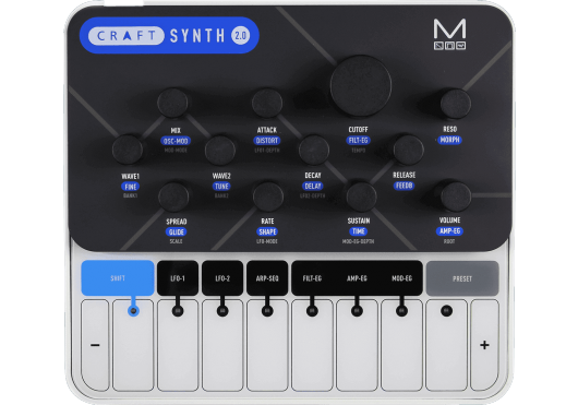 Modal Electronics Synthétiseurs CRAFTSYNTH2.0