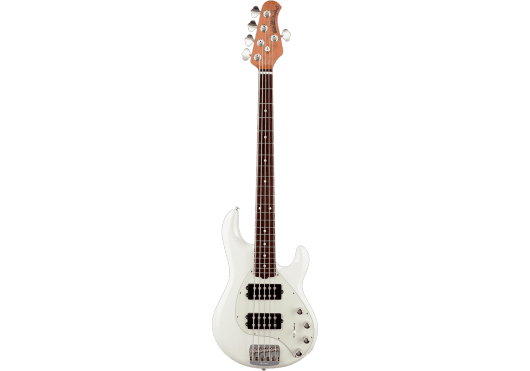 MUSIC MAN Basses Electriques RAY5HH-IWH-R-M-C