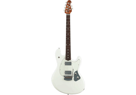 MUSIC MAN Guitares Electriques RAYGHHT-IWH-RMR-M-C