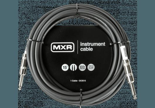 MXR CABLES INSTRUMENTS DCIS15
