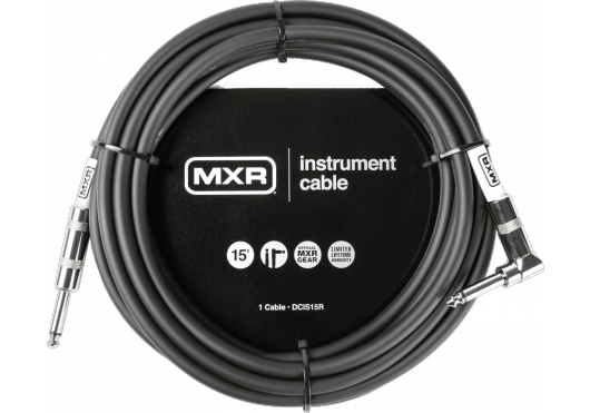 MXR CABLES INSTRUMENTS DCIS15R