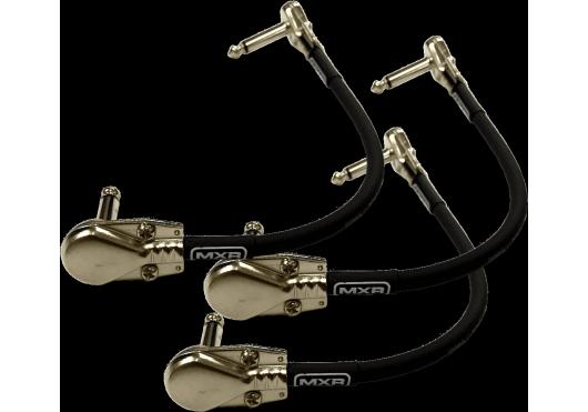 MXR Câbles instruments DCP06-3PK