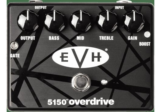 MXR Pédales d'effets EVH5150