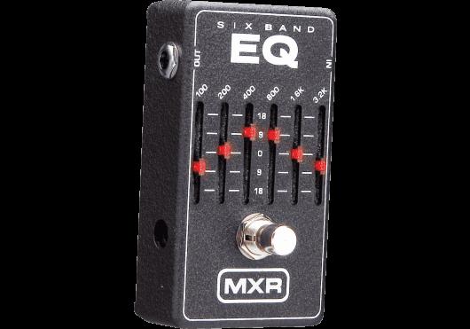 MXR Pédales d'effets M109