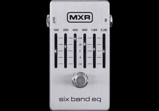 MXR Pédales d'effets M109S