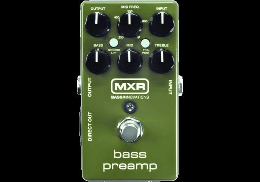 MXR Pédales d'effets M81