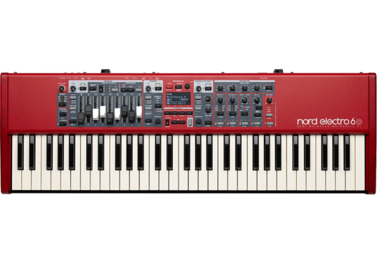 NORD Claviers de scène NE6D-61