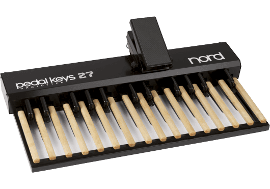 NORD ORGUE COMBO PEDALKEY27