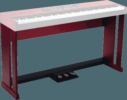 En bois pour clavier 88 notes