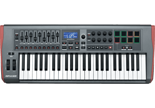 Novation Claviers maitres IMPULSE-49