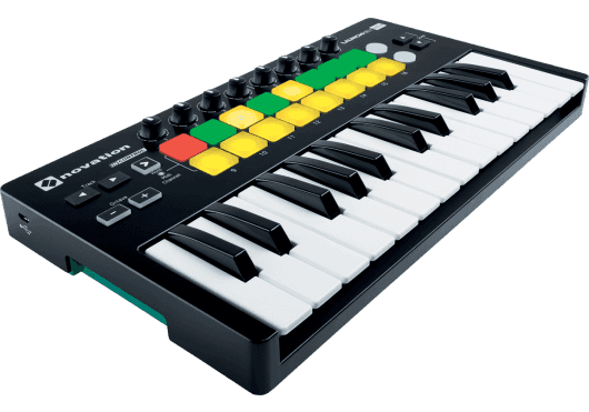 Novation Claviers maitres LAUNCHKEY-MINI-MK2