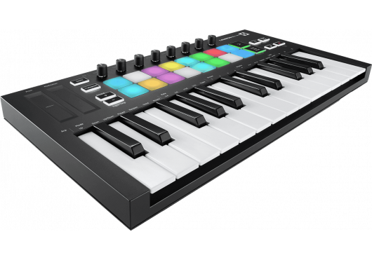 Novation Claviers maitres LAUNCHKEY-MINI-MK3