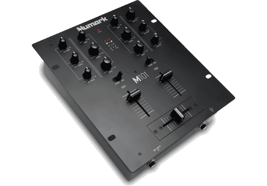 NUMARK Tables de mixage M101