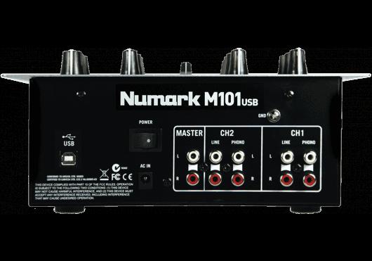 Numark Tables de mixage M101USB