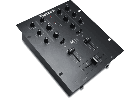 NUMARK Tables de mixage M101USB