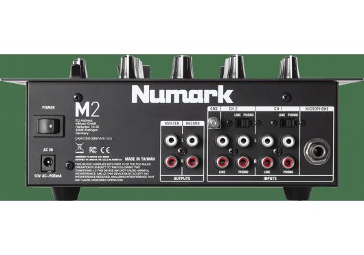 Numark Tables de mixage M2