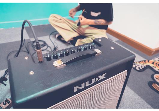 NUX AMPLIS GUITARE ÉLECTRIQUE MIGHTY-40-BT