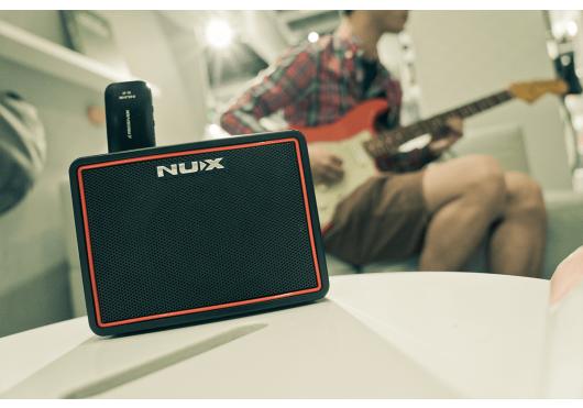 NUX AMPLIS GUITARE ÉLECTRIQUE MIGHTYLITE-BT