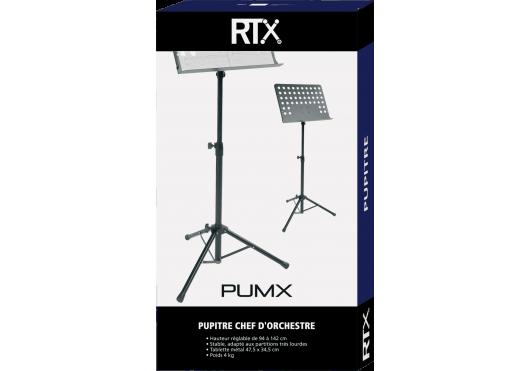 RTX Pupitres PUMX