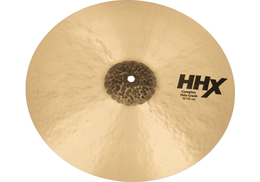 SABIAN Cymbales Batterie 11606XCN