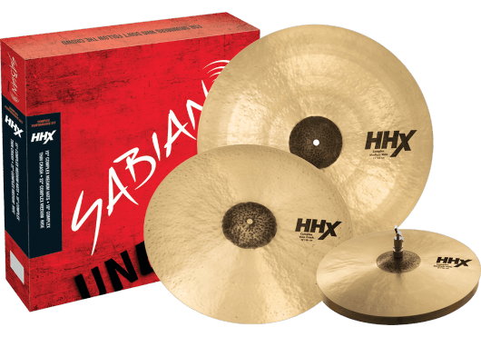SABIAN Cymbales Batterie 15005XCN
