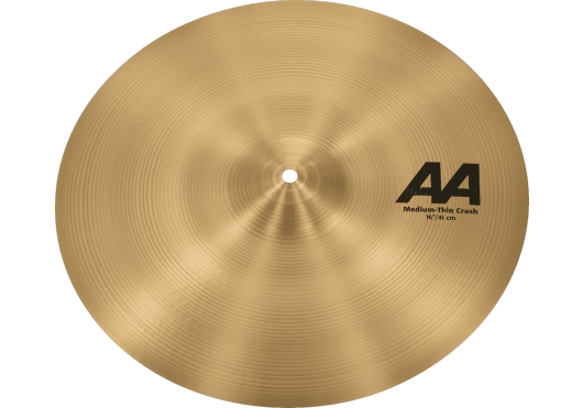 SABIAN Cymbales Batterie 21607