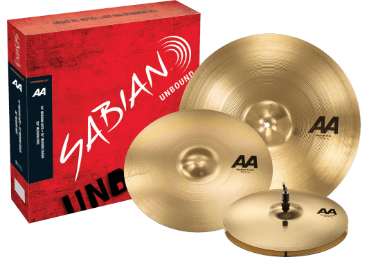 SABIAN Cymbales Batterie 25005-NB
