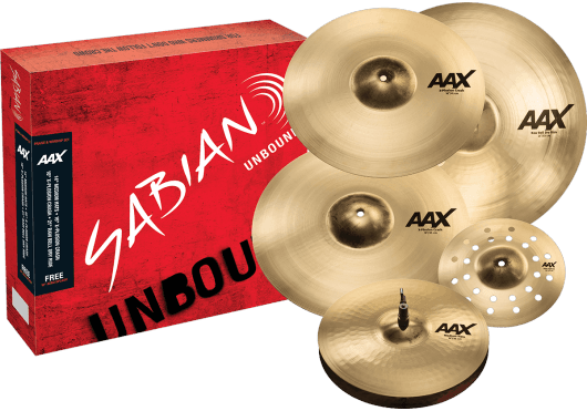 Sabian Cymbales Batterie 25005XC-PWB