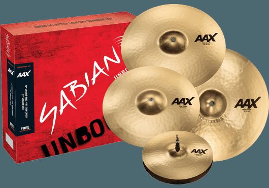 Sabian Cymbales Batterie 25005XCPB