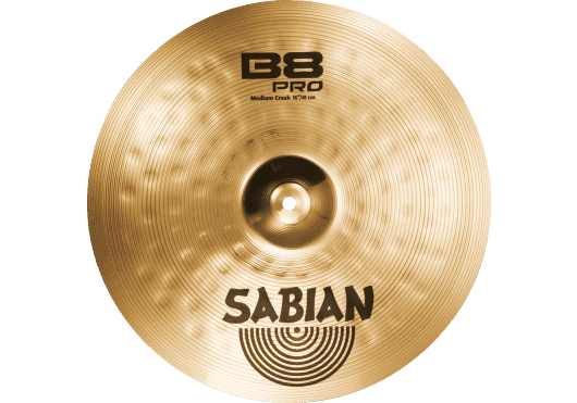 Sabian CYMBALES BATTERIE 31608B