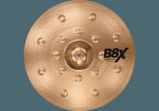 Sabian Cymbales Batterie 418BCX