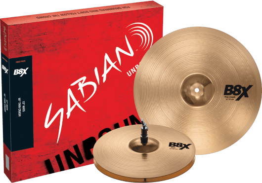 Sabian Cymbales Batterie 45001X