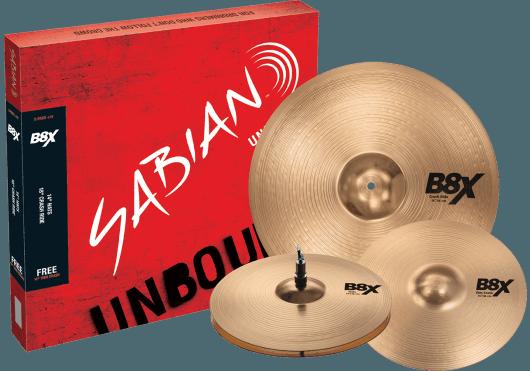Sabian Cymbales Batterie 45002X-14