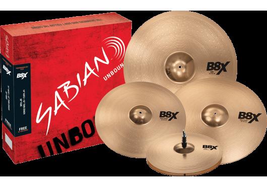 SABIAN Cymbales Batterie 45003XG