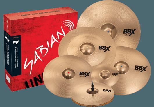 Sabian Cymbales Batterie 45006X