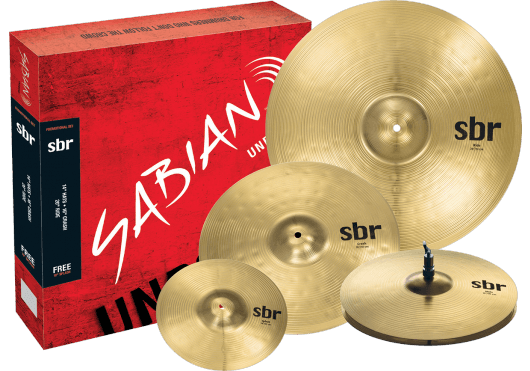 Sabian Cymbales Batterie SBR5003G