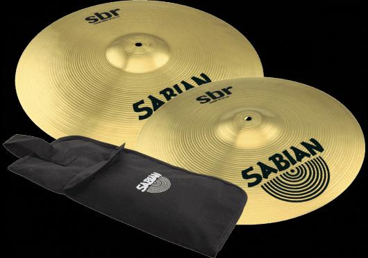 Sabian Cymbales Batterie SBR50061