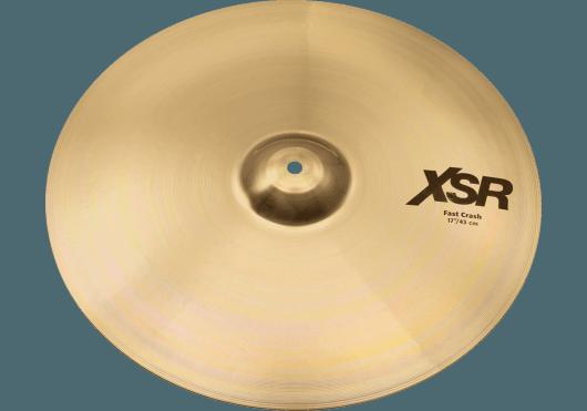 SABIAN Cymbales Batterie XSR1707B