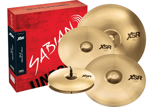 Sabian Cymbales Batterie XSR5005GB