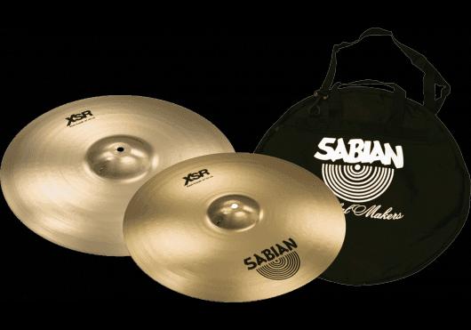 Sabian Cymbales Batterie XSR5006B1