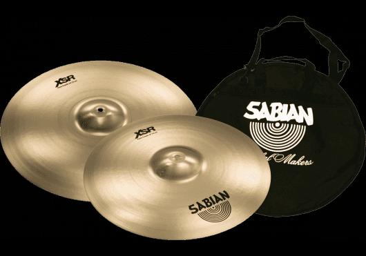 Sabian CYMBALES BATTERIE XSR5006B2