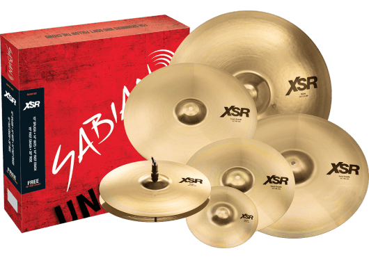 Sabian Cymbales Batterie XSR5007SB